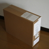 MacBook (Late 2008)が届いたよ!速いよSSD!!