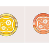 【グッズ】「A3! (エースリー)」 アルミボタンシール 指紋認証対応 春組/夏組/秋組/冬組 2017年9月頃発売予定