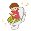 トイレトレーニング 我が家の長男の長い旅路~前編~