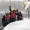 カナダ・バンクーバーガルフ諸島ヨットの旅④