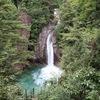 透明度抜群のブルーの渓流!滝も楽しめる秘境 南木曽町「柿其渓谷」