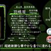【月曜日のお気に入り】羽根屋 純米吟醸 PRIZM【FUKA🍶YO-I】