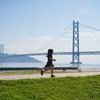 明石海峡大橋が目の前!真夏のアジュール舞子の景色が最高すぎる!
