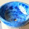 tsuchi-washbowl − blue*blue −