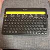 LogicoolのBluetoothキーボード『K480』を中古で購入