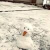 九州北部も積雪@2020大晦日