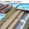 ~ドイツの屋根って、どんなの? Q026~ 図解 屋根に関するQ&A