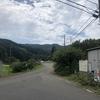 自走で筑波山