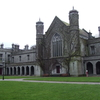 コリヴ河、ゴールウェイ大聖堂、アイルランド国立大学@アイルランド