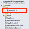 【cocos2dx】JSONを利用してサーバーと通信する。