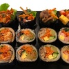 デパ地下でキンパとチヂミをテイクアウト。新宿のカンナムと銀座の沈菜館、韓国惣菜食べ比べ。