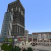 高層ビルを作る① part2    [Minecraft #24]