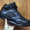 【リーク】AIR JORDAN 5 RETRO PREMIUM 'TRIPLE BLACK'
