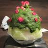 【奈良かき氷】 奈良イタリアン バンブーノさん