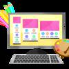動画を編集できる技術、ウェブサイトを作れる技術