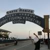 サンタモニカに行ってきた!遊園地やビーチがショッピングが魅力的なルート66のゴール