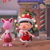 #378 あつまれどうぶつの森プレイ日記vol.15 クリスマスイベント!【ゲーム】
