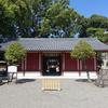拝殿 桜井神社