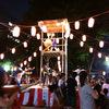 【チーム暖色が】新宿花園神社の盆踊りに【行ってきた!】