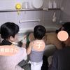 自宅(日本)で水中出産
