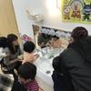 2歳児保育参加、おやつ試食会がありました。