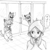 待ち伏せ男VS早川…その3