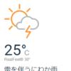今日の天気と最近のマレーシア リンギット(対円)為替相場