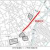東村山市 都市計画道路3・4・27号東村山駅秋津線(さくら通り)が開通