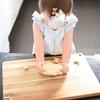 娘と初めてのパン作り
