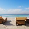 死海湖畔のケンピンスキーホテル(Kempinski Hotel Ishtar Dead Sea, Jordan)