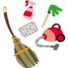 大掃除、ラストスパート!今日が最後なのでやることリスト、え?!こんなにあるの…