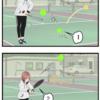 どうすればテニスに興味をもってもらえるか。