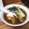 【金沢 牡蠣ラーメン】「かき醤油ラーメン」麺や 福座
