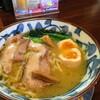 ●与野本町「三宝亭」の鶏白湯煮玉子ラーメン