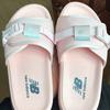 New Balance slippers ニューバランス スリッパ  ピンク   ウィメンズ pink 2017夏SD2152BK