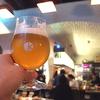 思考が現実化しつつある中で、京都醸造のビールを
