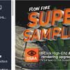 Super Sampling SSAA グラフィック設定「高」にするアンチエイリアシングSSAA