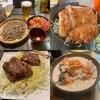 孤独の晩ご飯:最近は品数が増加傾向、量も増加傾向?カロリーも・・・やばし!!