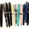 手持ちの万年筆は14本