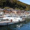 滋賀の有人島 沖島にいってきました。
