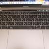 MacBookPro2017年モデル到着