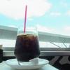 高松空港内の電源・Wifiありのカフェ!【CafeBuono】