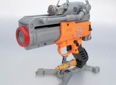 【ガールガンレディ】ファイトに変化をもたらす中型銃!「チェンジガールガン Ver.アルファタンゴ」発売直前レビュー!