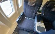JAL国際線機材ビジネスクラスに搭乗 羽田→名古屋、1.4万円の30分間