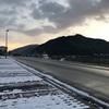 3日連続真っ白な朝は珍しい 南国高知の幡多地方  四万十川も表面凍った!!