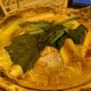 醤油麹漬け天然ぶりの白菜鍋定食
