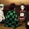 鬼滅の刃 第8話 雑感 禰豆子の嫉妬の太腿アピールえっちだ。