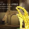 キヌガワ・パックグループ イルミネーション内覧会 in 大阪