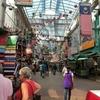 クアラルンプールのチャイナタウンでお寺巡り。散歩の後は亀笭膏(亀ゼリー)でクールダウンを。