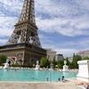 ラスベガスに来たらホテルのプールでゆったりとくつろぐのもオススメ♪~パリスのプール~